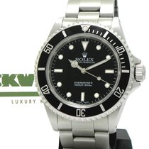 Rolex Submariner No Date Two Liner