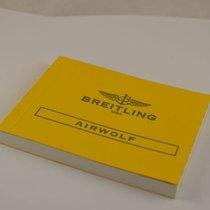Breitling Anleitung Manual Airwolf