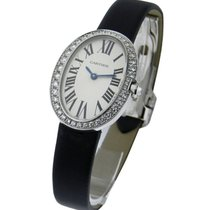 Cartier WB520008 Baignoire - Small Size - White Gold on Fabric...