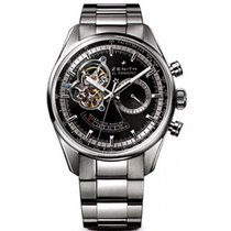 Zenith Chronomaster Power Reserve Stainless Steel Men's Watch