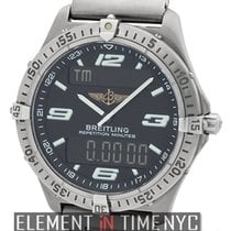 Breitling Aerospace Professional Multifunction Titanium Grey...