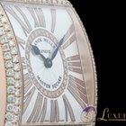 Franck Muller Master Square Relief 18kt Roségold Diamonds 32,70mm