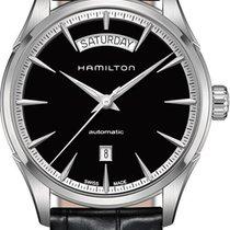 Hamilton Jazzmaster Day Date H42565731 Herren Automatikuhr...