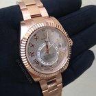Rolex Sky-Dweller Gold Sundust