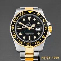 Rolex GMT Master II Ceramic 18K & S.Steel 116713LN...