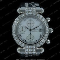 Chopard Imperiale Chronograph steel with aftermarket diamonds