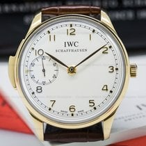 IWC Portuguese Minute Repeater 18K Rose Gold Limited