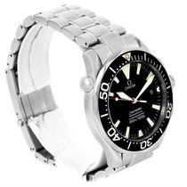 Omega Seamaster Professional 300m Black Dial Mens Watch...