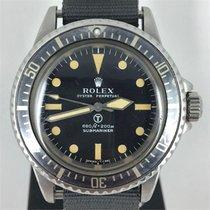 Rolex 5513 Submariner Military Milsub