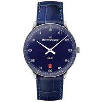 Meistersinger Uhren Herrenuhr Mehrzeigeruhr NEO 2Z NE208