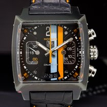 TAG Heuer CAL5110FC6265 Monaco 24 Chronograph Ceramic ACM...