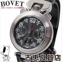 Bovet 【中古】 BOVET ボヴェ スポーツスター SPORTSTER C800 メンズ 腕時計 クロノグラフ...