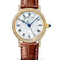 Breguet Brequet Classique 8068 18K Yellow Gold & Diamonds...
