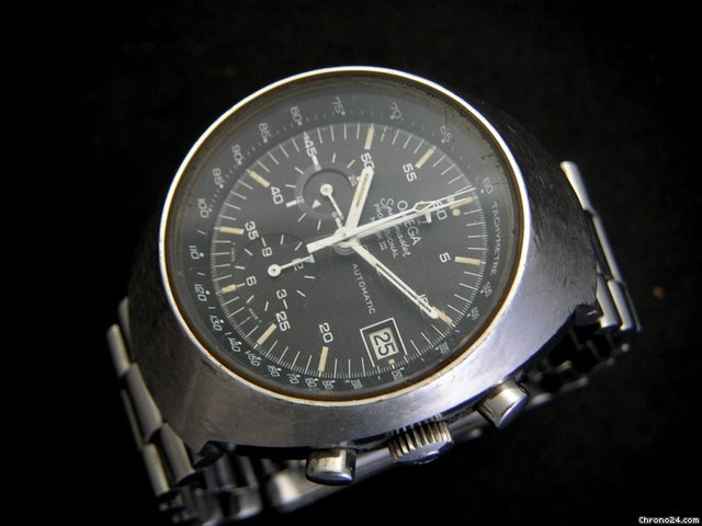 Omega Speedmaster Mark III Pilot