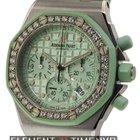Audemars Piguet Royal Oak Offshore Chronograph Lady Diamond...