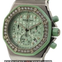 Audemars Piguet Royal Oak Offshore Chronograph Lady Diamond...