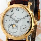 Patek Philippe 5054J Complication, Yellow Gold