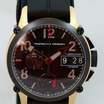 Porsche Design Indicator 6910 Rosegold NETTO EXPORT OUT OF EU