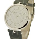Van Cleef & Arpels Pierre Arpels Mens Manual in White Gold