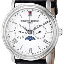 Frederique Constant Men's Persuasion Business Timer Watch