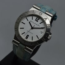 Bulgari Bvlgari Diagono Sport 35mm Automatic LCV35S 1 year...