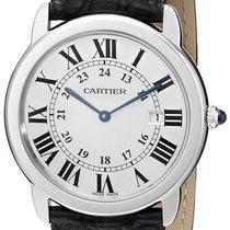 Cartier - Ronde Solo De Cartier, Großes Modell, Ref. W6700255