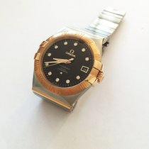Omega Constellation Co-Axial - 123.20.35.20.63.001