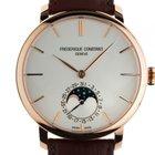 Frederique Constant Slim Line Classics Mondphase Roségold...