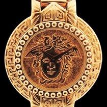 Versace Medusa en or