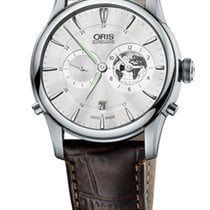 Oris Greenwich Mean Time Limited Edition 01 690 7690 4081-07 5...