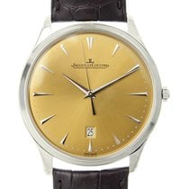 Jaeger-LeCoultre New  Master Ultra Thin Stainless Steel Gold...