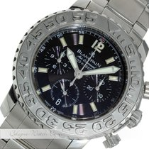 Blancpain Fifty Fathoms Air Command Trilogy Flyback Chronograp...
