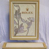 Rolex Original Rolex Display / Dekoration / Werbung / 480 x 350mm