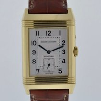 Jaeger-LeCoultre REVERSO DUO DAY NIGHT GMT YELLOW GOLD - 2 YR...