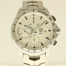 TAG Heuer Link Chronograph Automatic Calibre 16 from 2015 with...