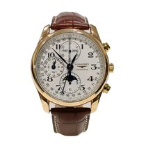 Longines Master Collection Chronograph Rose Gold 18ktL2.673.8....