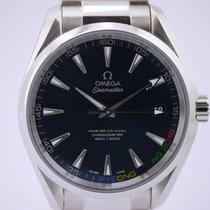 Omega Seamaster Aqua Terra Master Co-Axial Olympic Collection...