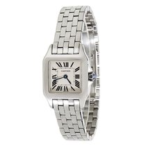 Cartier Santos Demoiselle W25064Z5 Ladies Watch in Stainless...