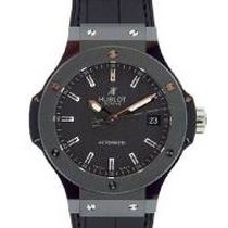 Hublot 365.CM.1770.LR Big Bang 38mm in Black Ceramic - on...