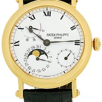 """Patek Philippe Gent's 18K Yellow Gold  """"Complicated..."""