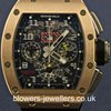 Richard Mille Felipe Massa Flyback Chronograph RM 011 RG