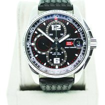 Chopard Millemiglia Gents Chronograph 16/8459 Black Dial