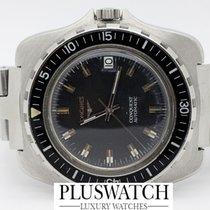 Longines Sub Vintage DIVERS Conquest 1970 40mm  758