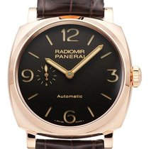Panerai Radiomir 1940 3 Days Automatic Oro Rosso - 45mm