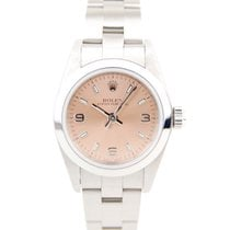 Rolex Oyster Perpetual Lady Ref: 76080 Pink 26mm