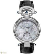 Bovet Fleurier 18K White Gold Men's Watch