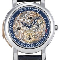 Patek Philippe Grande Complication 5104P 43mm Blue Skeleton...