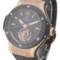 Hublot Solo Bang Tourbillon in Rose Gold