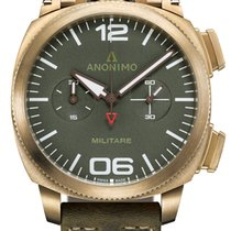 Anonimo Militare Alpini Chrono Limited Edition Bronze