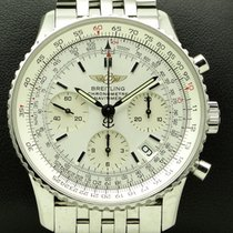 Breitling Navitimer Stainless Steel, ref. A23322, full set